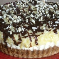 German Chocolate Cheesecake by Nutmeg Nanny
