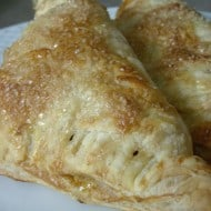 Easy Apple Turnovers by Nutmeg Nanny