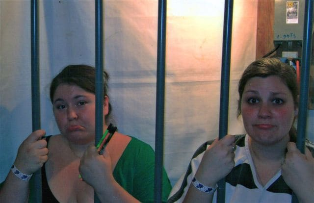 Society is better off with these two in jail341