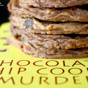 Chocolate Chip Crunch Cookies by Nutmeg Nanny
