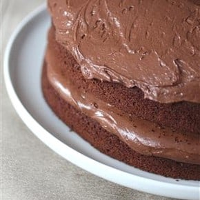Double Chocolate Kahlua Cake by Nutmeg Nanny