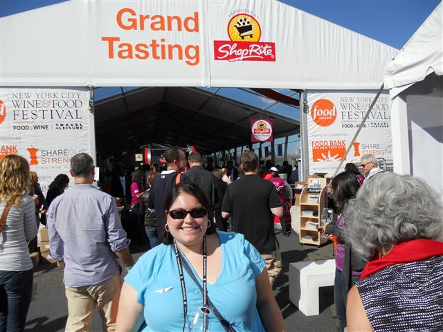 A review of my time spent at the 2010 New York City Wine and Food Festival. It's all about food, wine and good times!