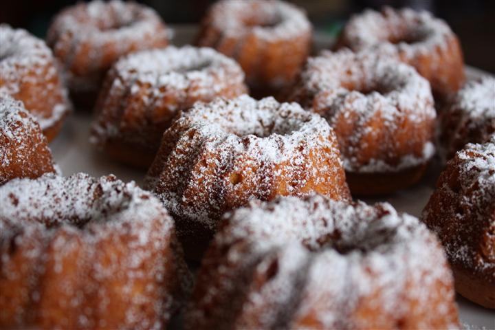 Pumpkin Spice Pudding Bundt Cake by Nutmeg Nanny