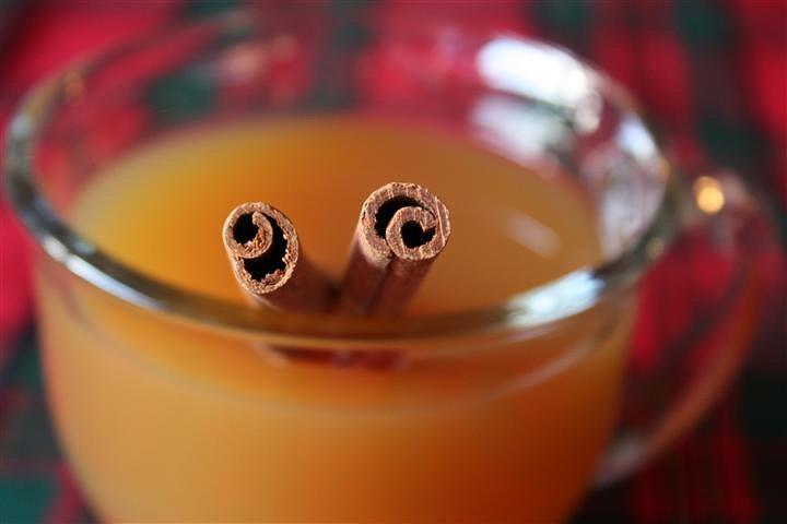Mulled Cider | Nutmeg Nanny