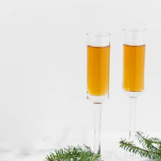 This three wise men shot uses 3 different whiskeysand is packed with holiday fun! One word of advice - it's pretty potent so be warned it can get you into the holiday spirit pretty fast. Cheers!