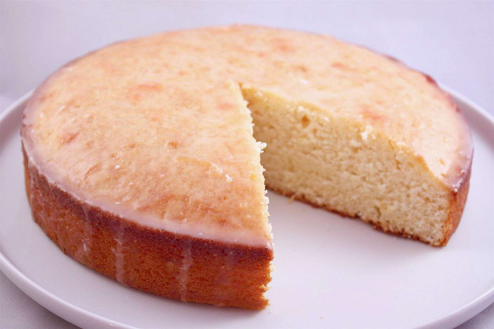 Easy French Yogurt Cake