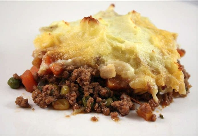 Irish Stout Shepherd's Pie by Nutmeg Nanny