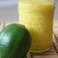 This simple lime curd is packed full of lime flavor and is perfect in cupcakes or slathered on toast.