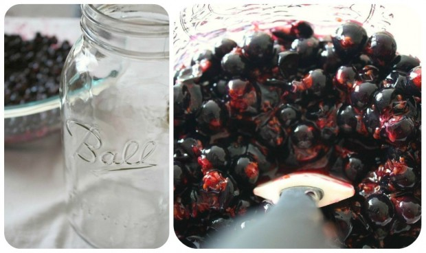 This homemade cassis recipe will teach you how to go from fresh picked black currants to deliciously sweet cassis liqueur. So easy to make and delicious!