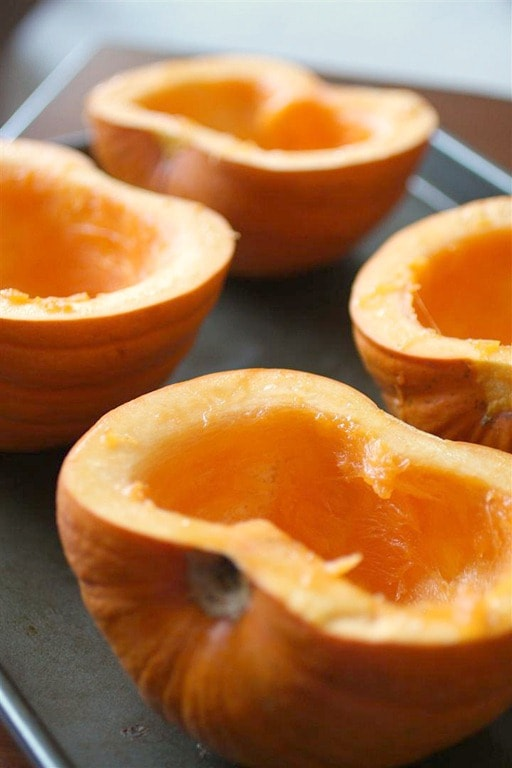 Homemade Pumpkin Puree by Nutmeg Nanny