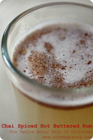 Hot Buttered Rum (5)