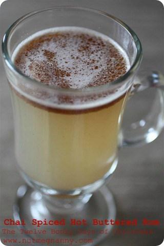 Hot Buttered Rum (6)