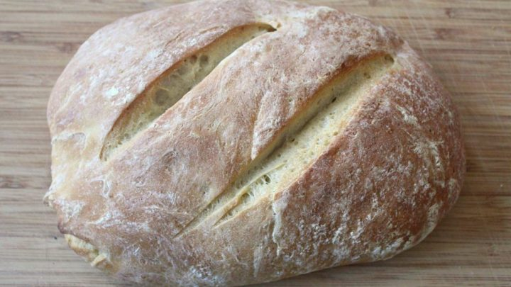 No Yeast Sourdough Bread All You Need Is 5 Ingredients And Time