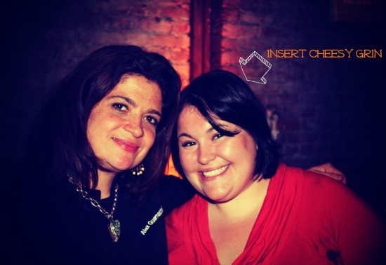 Alex Guarnaschelli and Nutmeg Nanny