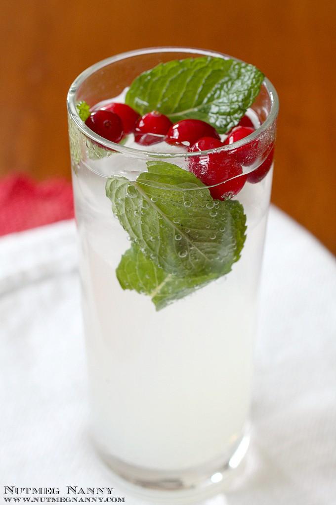 winter dreams cocktail boozy days of christmas nutmeg