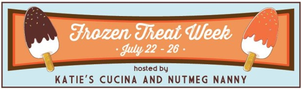 Frozen Treat Week by Nutmeg Nanny
