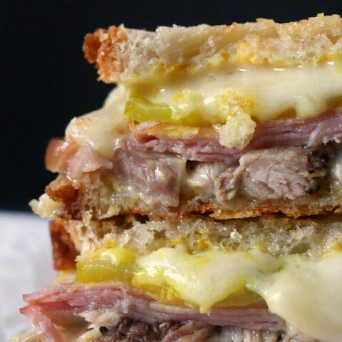 Cuban Sandwich Recipe by Nutmeg Nanny