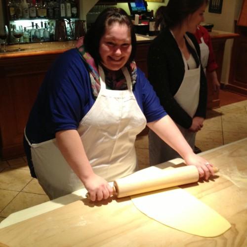Pasta Lessons by Nutmeg Nanny