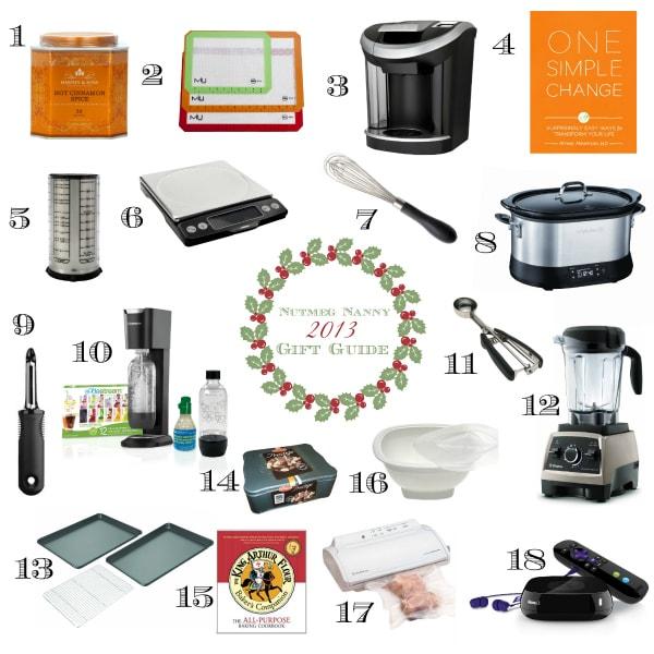 2013 Nutmeg Nanny Gift Guide
