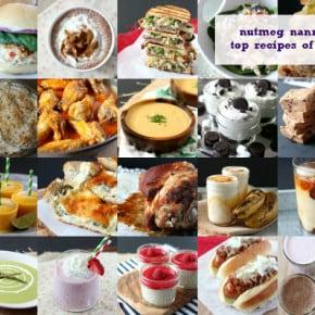 Nutmeg Nanny's Top Recipes of 2013