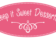 Keep it Sweet Desserts Giveaway