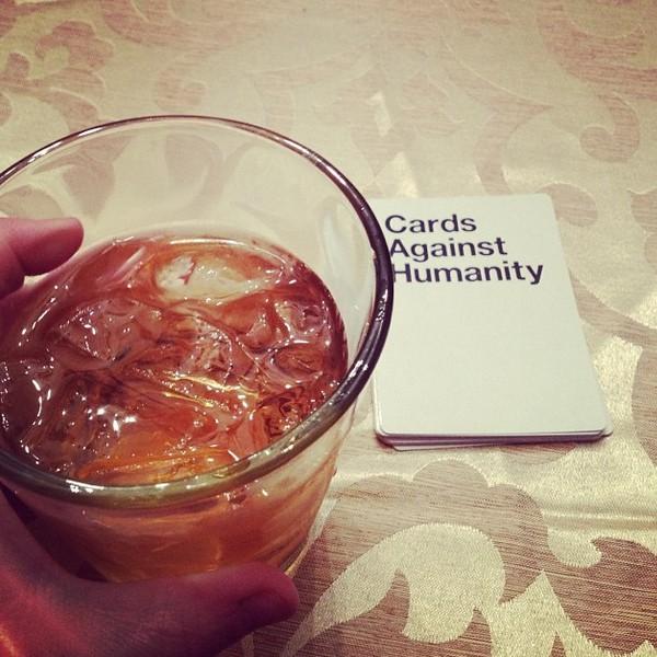 Cards Against Humanity via Nutmeg Nanny