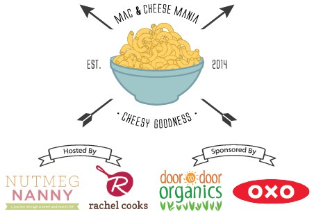 Mac and Cheese Mania via Nutmeg Nanny