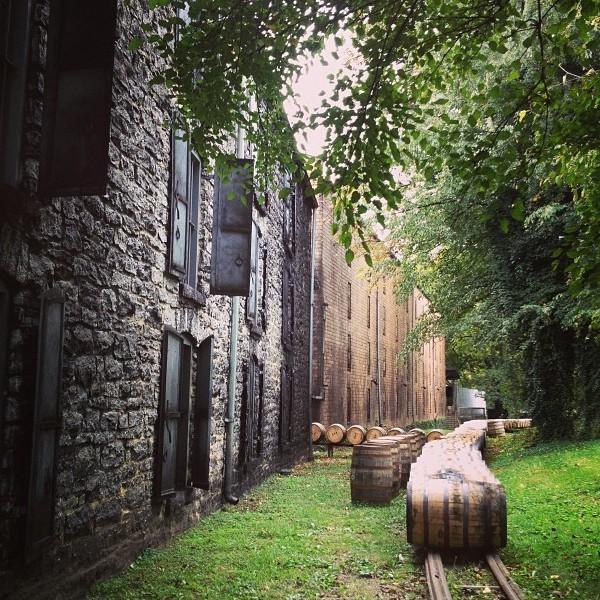 Woodford Reserve Bourbon Tour {Nutmeg Nanny}