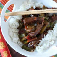 Easy Beef and Vegetable Stir-Fry by Nutmeg Nanny
