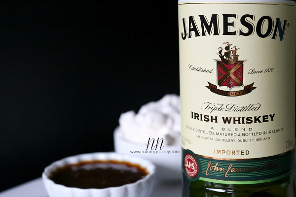 Irish Whiskey Caramel Sauce by Nutmeg Nanny