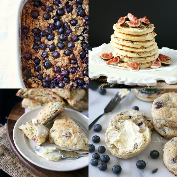 10 Last Minute Mother's Day Breakfast Recipes by Nutmeg Nanny