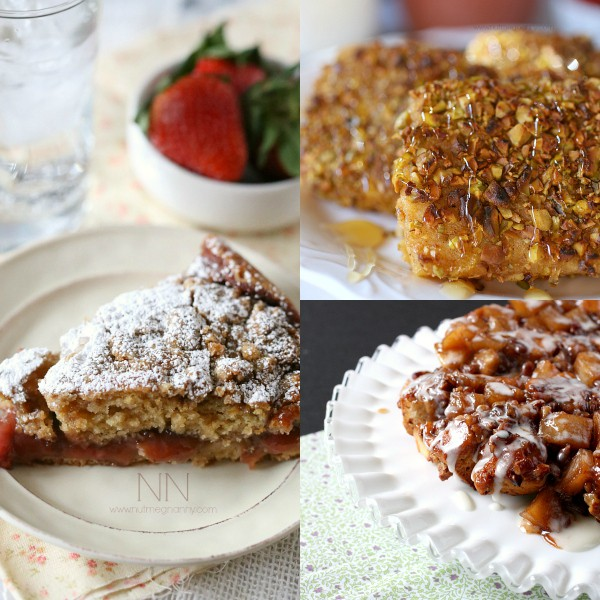 10 Last Minute Mother's Day Dessert Recipes by Nutmeg Nanny