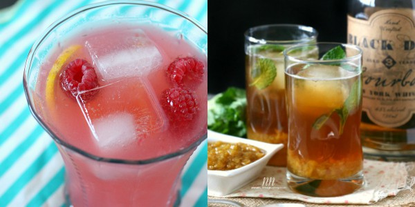 Last Minute Memorial Day Drink Recipes by Nutmeg Nanny