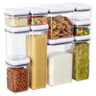 OXO Kitchen Organization by Nutmeg Nanny