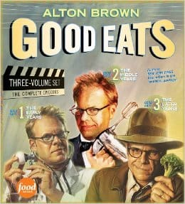Product Love: Alton Brown Good East Cookbook Collection