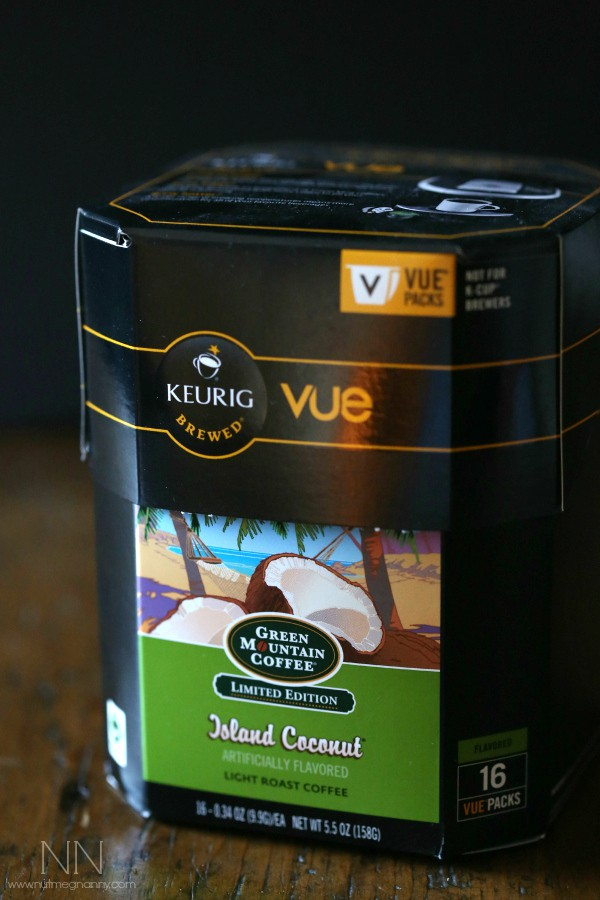 Product Love - Green Mountain Coffee Island Coconut