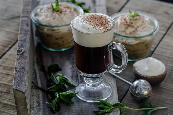 Traditional Irish Coffee {Video Recipe} | Nutmeg Nanny
