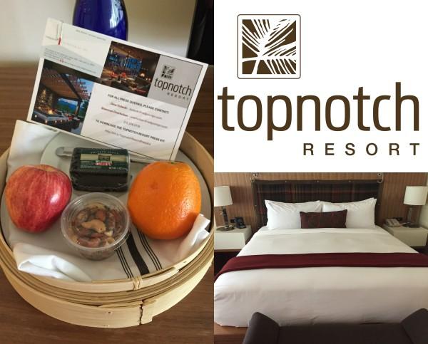 Topnotch resort Vermont