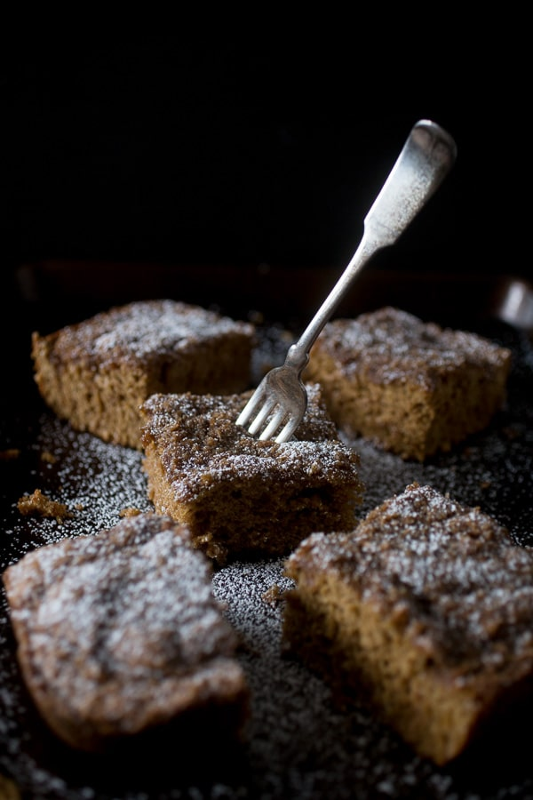 Coffee Cake Topping Without Brown Sugar
