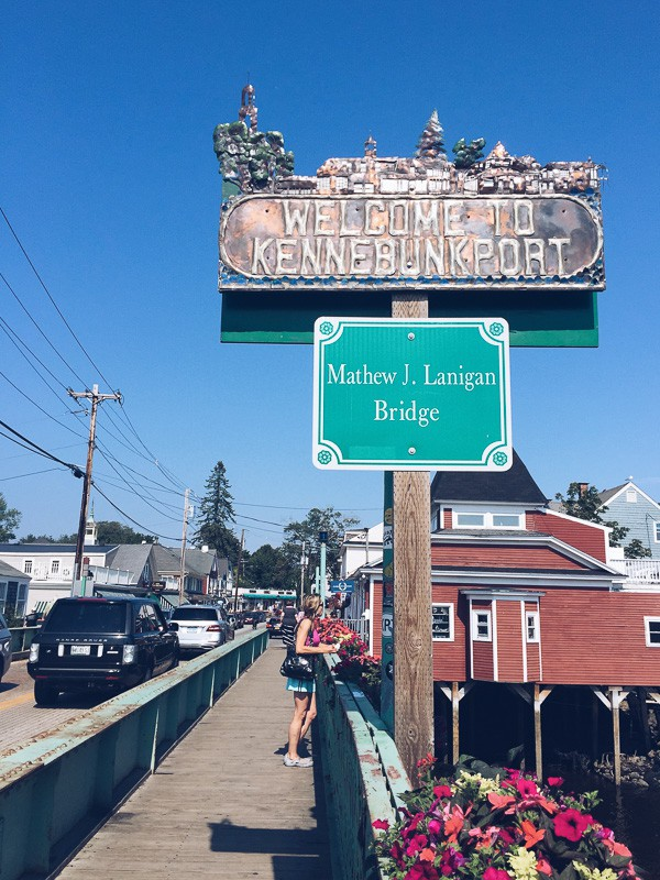 Summer Maine Travel Guide - Kennebunkport