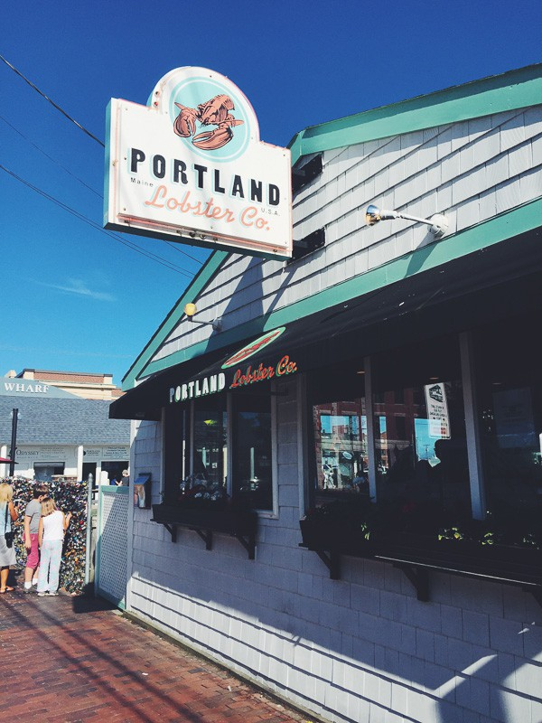 Summer Maine Travel Guide - Portland Lobster Company