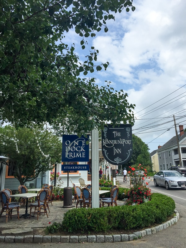 Summer Maine Travel Guide - Kennebunkport Inn