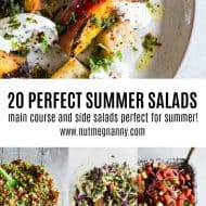 20 Perfect Summer Salads