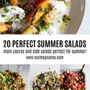 20 Perfect Summer Salads
