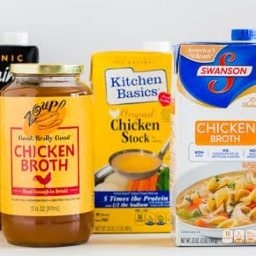 Store Bought Chicken Broth Taste Test Nutmeg Nanny
