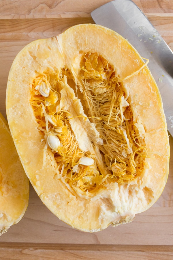 Want to know how to cook spaghetti squash in the microwave? This simple tutorial will walk you through all the easy steps.
