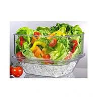 Salad On Ice Bowl with Lid Set
