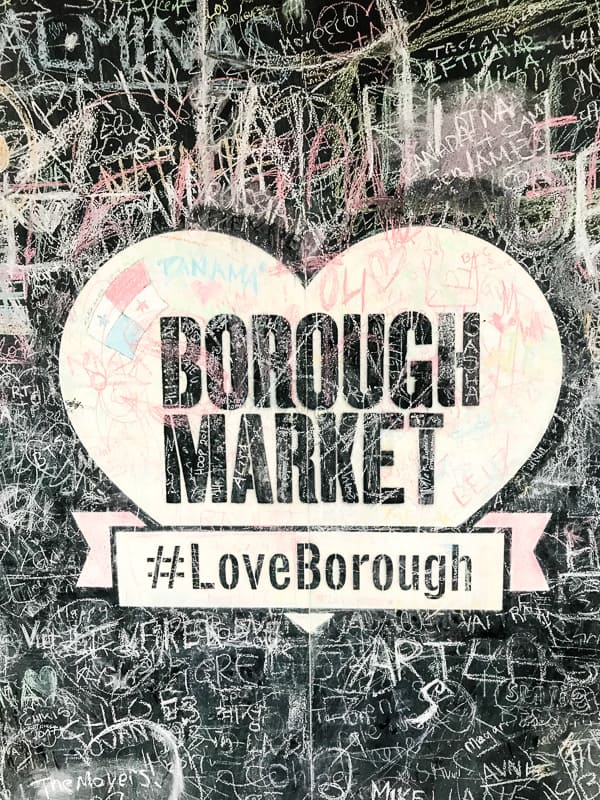 Borough Market London Travel Guide