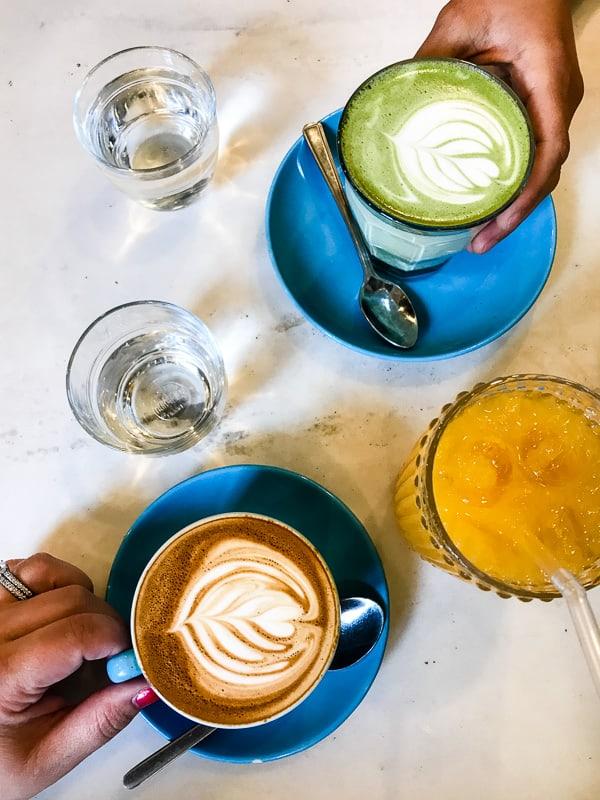 daisy green coffee drinks london travel guide