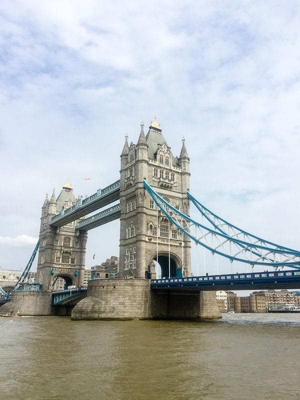 tower bridge london travel guide